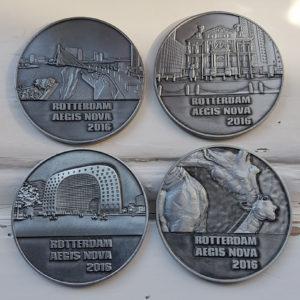 Rotterdam Coin Set