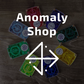 Anomaly Shop